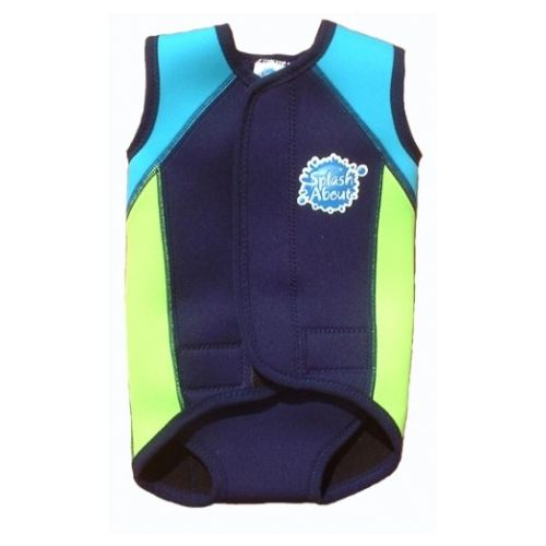 Neoprenowy mini-kombinezon pływacki Baby Wrap - Sporty