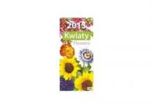 Kalendarz 2013 Kwiaty PP