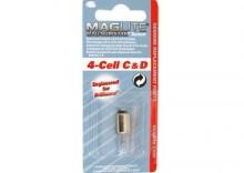 Żarówka Maglite xenon 4C, 4D