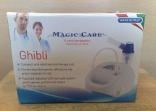 Inhalator nebulizator FLAEM NUOVA Magic Care Ghibli 1 szt