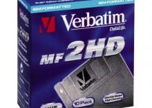 Dyskietki VERBATIM 3.5 DL 10Pack 87410-28* [VERDYS00498]