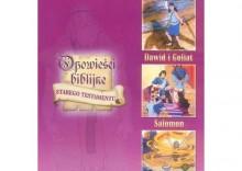 Opowieści biblijne Starego Testamentu cz.3 - DVD