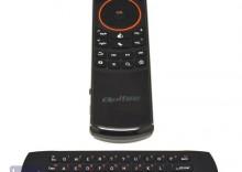 Qoltec Pilot z klawiaturą bezprzewodowa mysz do SmartTV/Tab/TVBox