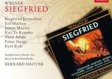 Haitink/Marton/Morris/Bay.Rso - Wagner: Siegfried