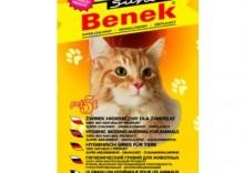 Certech Super Benek Naturalny żwirek dla kota poj. 5l/10l/20kg