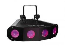 """LED-380RGBW, diodowy efekt świetlny dmx """"quad flower"""""""