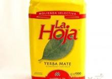 Yerba mate La Hoja 1kg