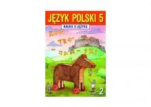 Nauka o j�zyku 5 J�zyk polski Cz�� 2. Szko�a podstawowa