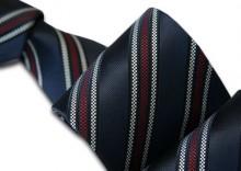 Krawat z microfibry Venzo 298