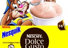 Kapsułki NESCAFE Nesquik 16szt