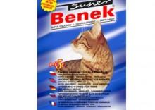 Certech Super Benek Compact Zapachowy żwirek dla kota poj. 5l/10l/20kg