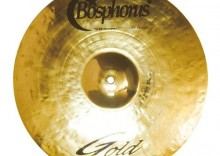 "Bosphorus Gold Hi-hat 14"""