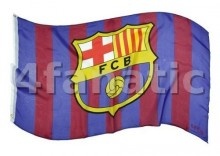 flaga 150 x 90 FC Barcelona