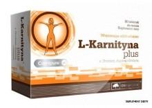 OLIMP L-karnityna Plus 80 tabl