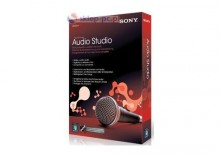Sound Forge Audio Studio 10 ENG