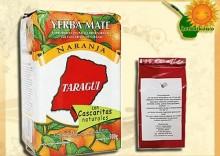 Yerba mate Taragui Naranja 100 gram