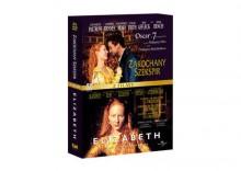 Zakochany szekspir/elizabeth 2dvd box