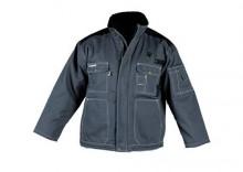 LH-FINER_GB granatowo-czarna kurtka zimowa