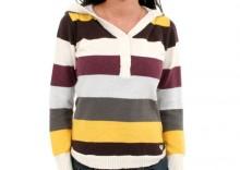 Sweter Roxy Last Show Stripies