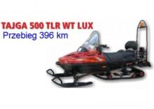Skuter śnieżny roboczy TAJGA 500 TLR LUX potestowy z dod. wyp
