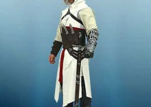 Skórzany pas Assassins Creed Altair Leather Belt