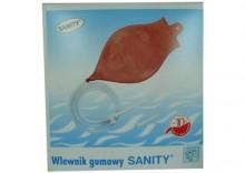 SANITY Wlewnik gumowy 2l