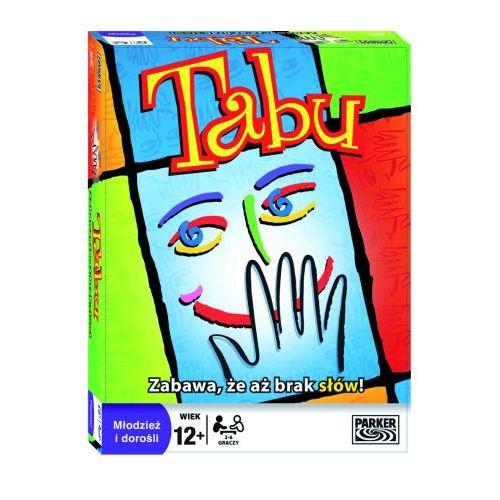 Gra logiczna Hasbro Tabu