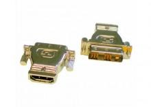Przejściówka DVI męska HDMI żeńska TTL Network