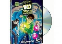 BEN 10 OBCA POTĘGA, CZĘŚĆ I GALAPAGOS Films7321997103059