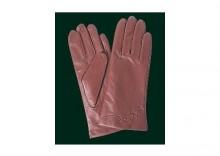 Rękawiczki damskie skórzane, cieplane Cardinal C 903