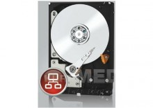 WD Red, 3.5'', 1TB, SATA/600, 64MB cache