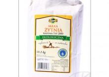 Symbio: mąka żytnia razowa typ 2000 BIO - 1 kg