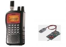 Profesjonalny zestaw podsłuchowy 446 MHz RM446P