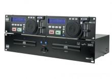 DAP Audio DS-880DMP3 - podwójny odtwarzacz CD/MP3