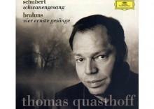 Schubert, Brahms