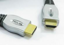 Kabel Prolink HDMI - HDMI 0,6m FILTRY FULL HD SOLIDNY TCV8280