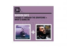 Marvin Gaye - 2 For 1:I Heard It Through The Grapevine / What-s Going On
