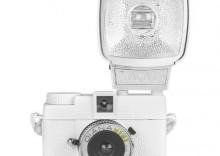 Lomography / Lomo Diana Mini Flash White + rolka filmu 35mm + DVD + wysyłka gratis