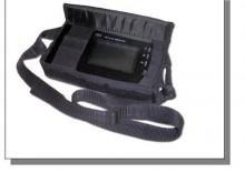 """Monitor kolor 4"""" TFT LCD serwisowy w przenośnej torbie z akumulatorem"""
