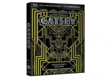 Wielki Gatsby (Bd + Cd) Edycja Kolekcjonerska