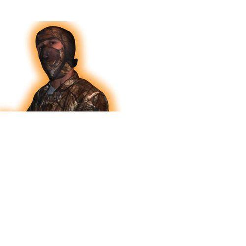 Maska na twarz, ochronna, maskująca, odzież maskująca, myślistwo
