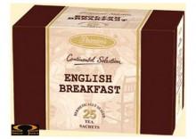 Herbata czarna Premiers 25 saszetek English Breakfast