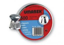 Śrut UMAREX płaski molet 5,5mm 250 szt