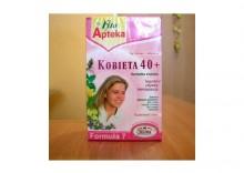 Herbata form.7 KOBIETA 40+, Malwa 20x2g