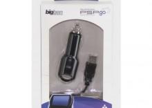 PSP GO ladowarka samoch odowa z opcja USB [BB7545]