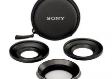 Sony VCL-HGE08B - Konwerter szerokokątny