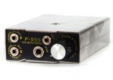 Podsłuch sejsmiczny F555 - profesjonalny i wielofunkcyjny podsłuch