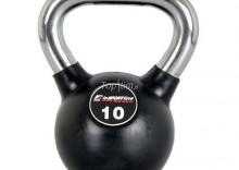 Hantla żeliwna Insportline Kettlebell 10kg