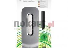 Akcesorium MICROSOFT Dysk Twardy 250 Gb Do Xbox 360