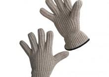 Rękawiczki termoaktywne Shetland - VINTAGE - piaskowy